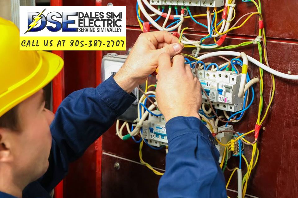 Replacing Electrical Wiring in Simi Valley