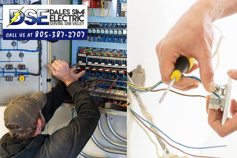 an Electrical Wiring in Simi Valley