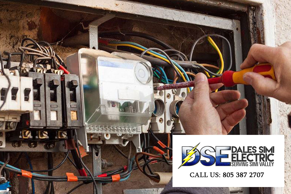 Bare Electric Wires Are Dangerous - Call Electrician In Simi Valley ASAP